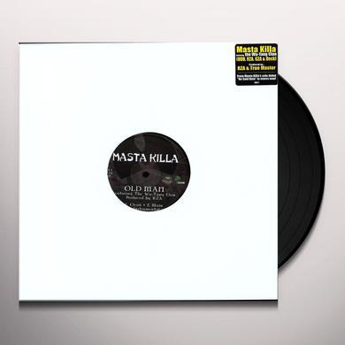 Masta Killa / Wu-Tang Clan OLD MAN / SILVERBACKS Vinyl Record