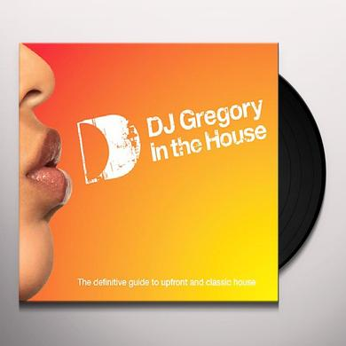 Dj Gregory IN THE HOUSE 2 Vinyl Record