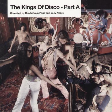 Dimitri From Paris & Joey Negro KINGS OF DISCO (Vinyl)