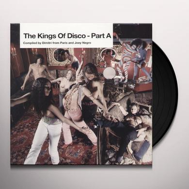 Dimitri From Paris & Joey Negro KINGS OF DISCO (Vinyl)