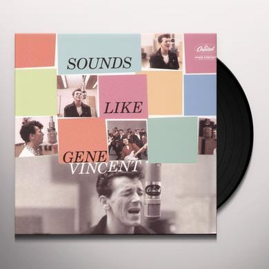 SOUNDS LIKE GENE VINCENT Vinyl Record