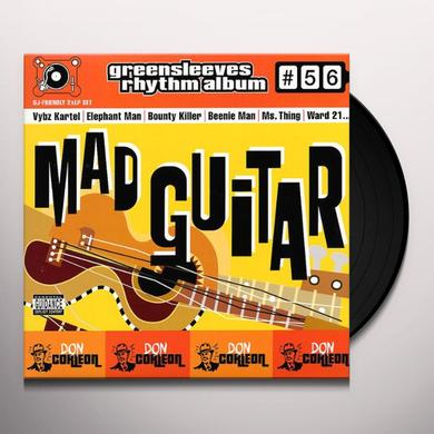 MAD GUITAR / VARIOUS Vinyl Record