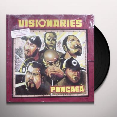 Visionaries PANGAEA  (BOX) Vinyl Record - Limited Edition