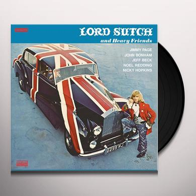 Screaming Lord Sutch LORD SUTCH & HIS HEAVY FRIENDS Vinyl Record