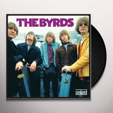The Byrds CANCELLED FLYTES Vinyl Record