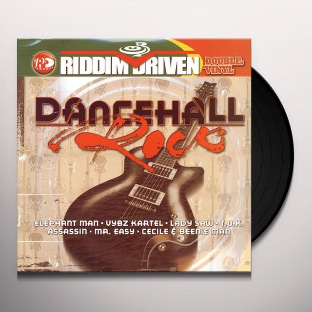 RIDDIM DRIVEN: DANCEHALL ROCK / VARIOUS Vinyl Record