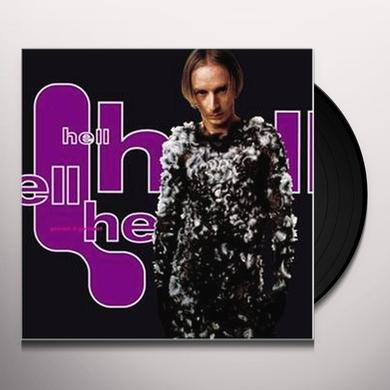 Dj Hell GETEERT & GEFEDERT Vinyl Record