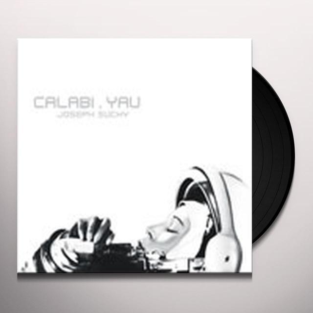 Joseph Suchy CALABI.YAU Vinyl Record