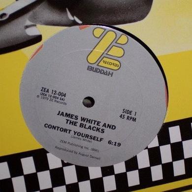 James White & Blacks CONTORT YOURSELF Vinyl Record