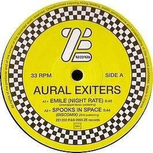 Aural Exciters EMILE Vinyl Record