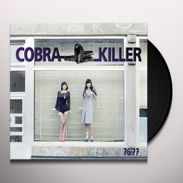 Cobra Killer 76/77 Vinyl Record