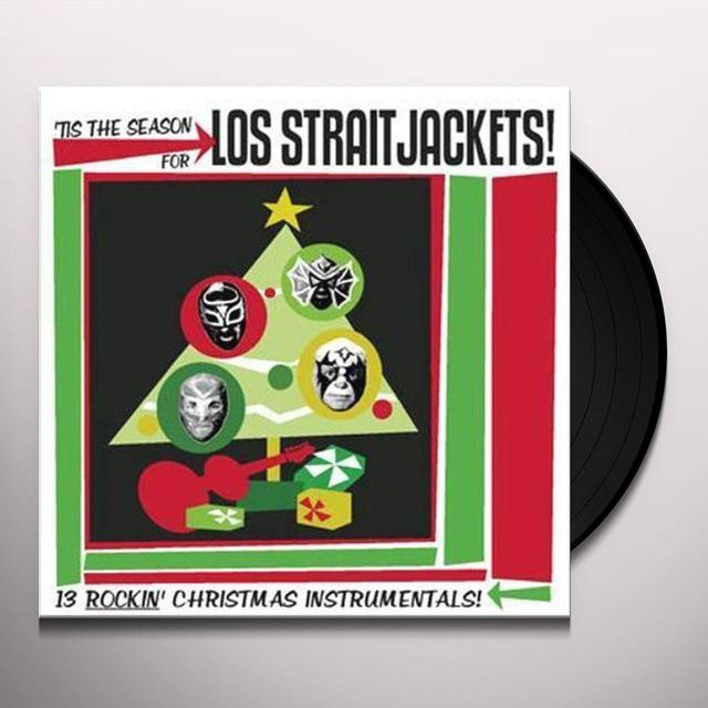 TIS THE SEASON FORLOS STRAITJACKETS Vinyl Record