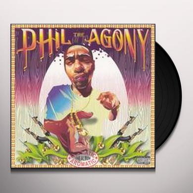 Phil The Agony AROMATIC Vinyl Record