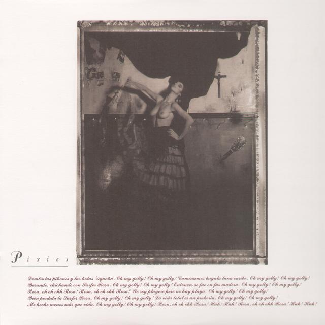 Pixies SURFER ROSA Vinyl Record