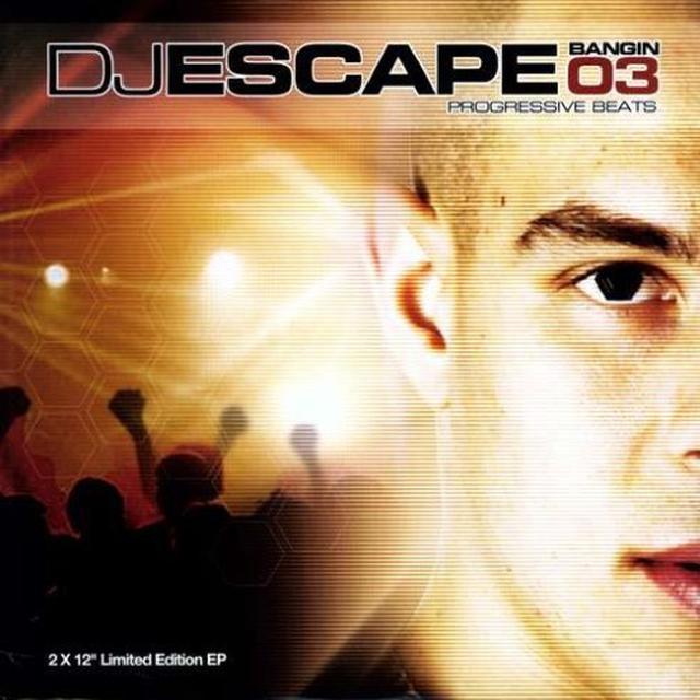 Dj Escape BANGIN 3 (EP) Vinyl Record