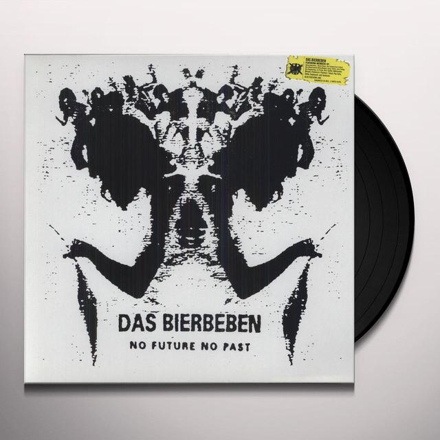 Das Bierbeben NO FUTURE NO PAST Vinyl Record