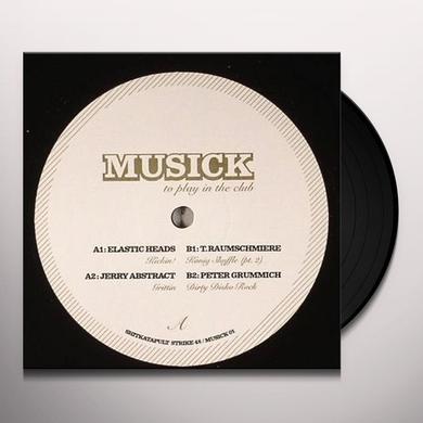 MUSICK 01 / VARIOUS (EP) Vinyl Record