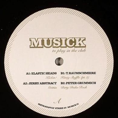 Musick 01 / Various (Ep) MUSICK 01 / VARIOUS Vinyl Record
