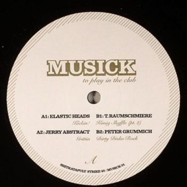 Musick 01 / Various