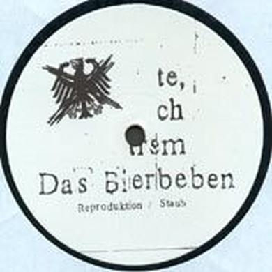 Das Bierbeben STAUB/REPRODUKTION RMXS Vinyl Record