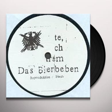 Das Bierbeben STAUB/REPRODUKTION RMXS (EP) Vinyl Record