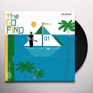 The Go Find MIAMI Vinyl Record
