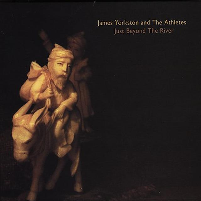 James Yorkston & Athletes JUST BEYOND THE RIVER Vinyl Record