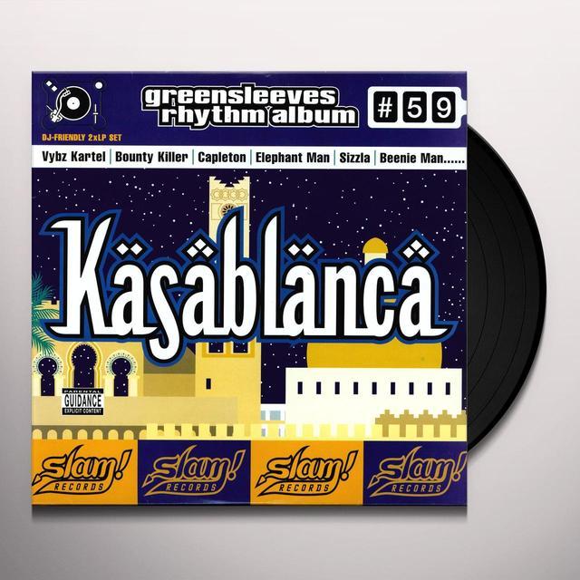 KASABLANCA / VARIOUS Vinyl Record
