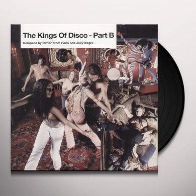 Joey Dimitri From Paris / Negro KINGS OF DISCO 2 (Vinyl)