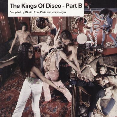 Joey Dimitri From Paris / Negro KINGS OF DISCO 2 (Vinyl)
