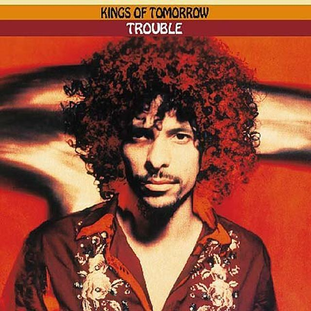 Kings Of Tomorrow TROUBLE 2 Vinyl Record