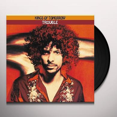 Kings Of Tomorrow TROUBLE 2 Vinyl Record