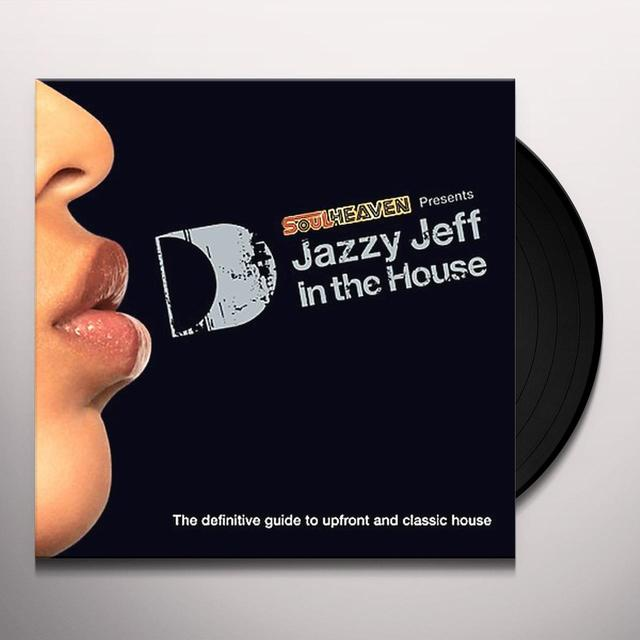 Dj Jazzy Jeff IN THE HOUSE 2 Vinyl Record