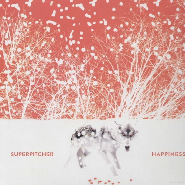 Superpitcher HAPPINESS REMIXES Vinyl Record