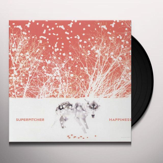 Superpitcher HAPPINESS REMIXES (EP) Vinyl Record