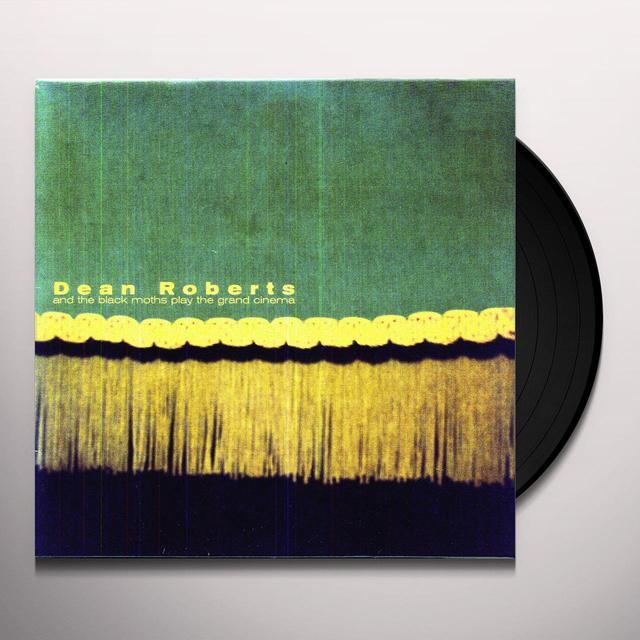 Dean Roberts BLACK MOTHS PLAY THE GRAND CINEMA Vinyl Record