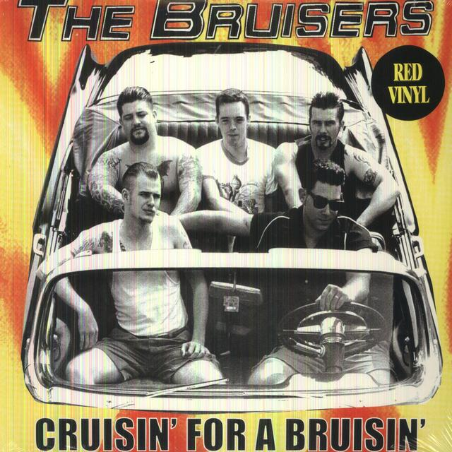 Bruisers CRUISIN FOR A BRUISON Vinyl Record