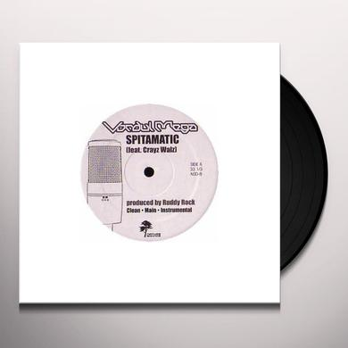Vordul Mega / Cannibal Ox / C-Rayz Walz SPITAMATIC / NEVA AGAIN Vinyl Record