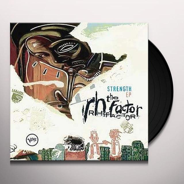 Roy Hargrove & Rh Factor STRENGTH (EP) (Vinyl)