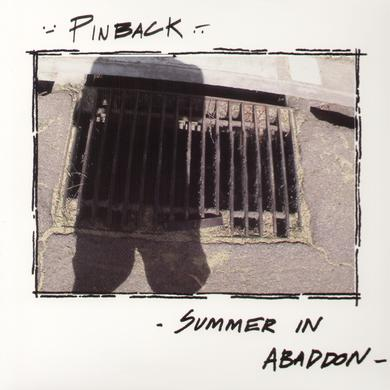 Pinback SUMMER IN ABADDON Vinyl Record