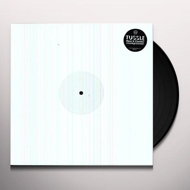 Tussle HERE IT COMES (Vinyl)