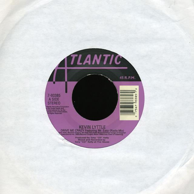 Kevin Lyttle DRIVE ME CRAZY Vinyl Record
