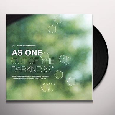 As One OUT OF THE DARKNESS Vinyl Record