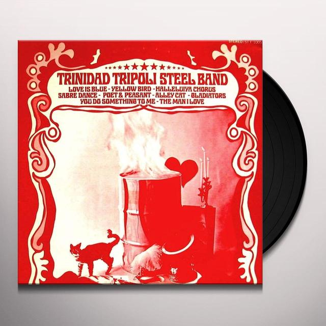 TRINIDAD STEEL BAND Vinyl Record