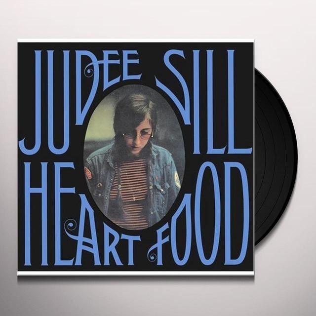 Judee Sill HEART FOOD Vinyl Record