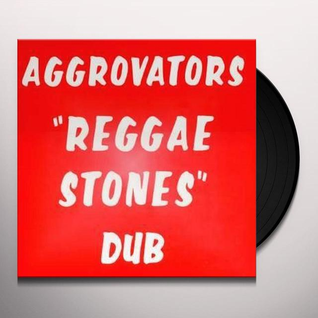 Aggrovators REGGAE STONES DUB Vinyl Record