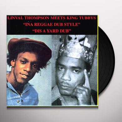King Tubby IN A REGGAE DUB STYLE Vinyl Record