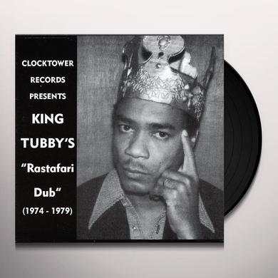 King Tubby RASTAFARI DUB Vinyl Record