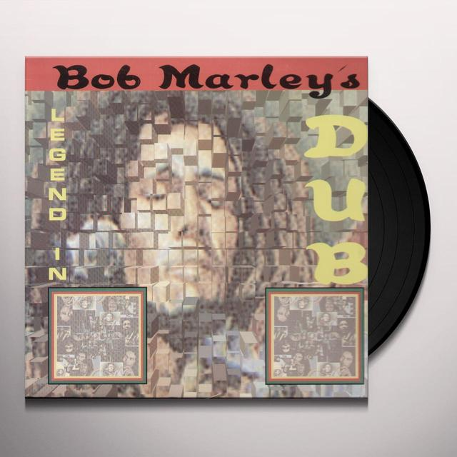 Bob Marley LEGEND IN DUB Vinyl Record