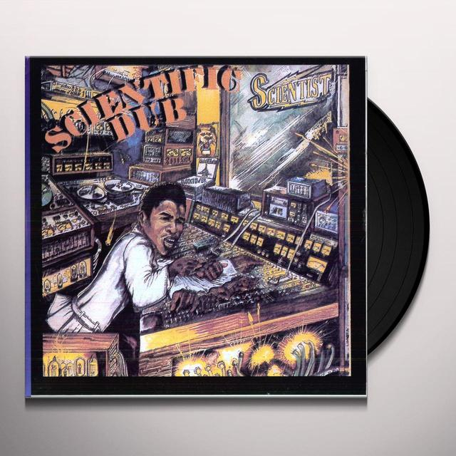 SCIENTIST DUB Vinyl Record